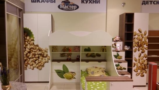Детская Фисташка ПРОДАЕТСЯ с выставочного образца в ТРЦ Эльград - 77000