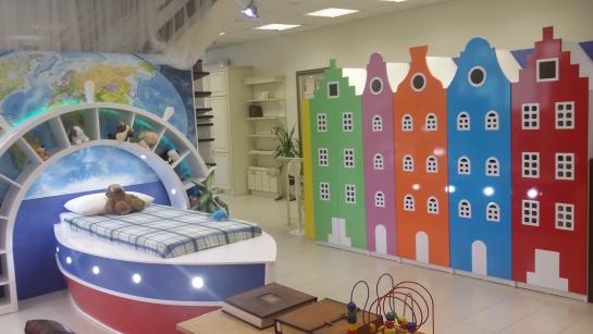 Детские шкафчики-домики Амстердам - 12500