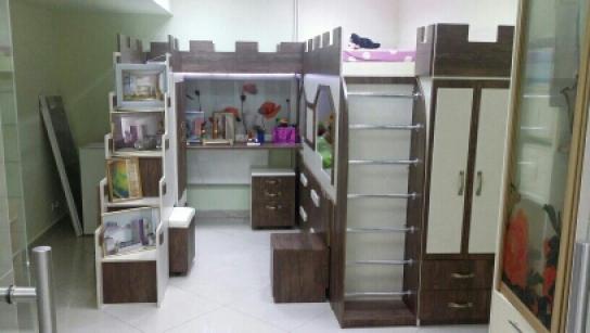 Детская из МДФ, 2 спальных места - от 100000