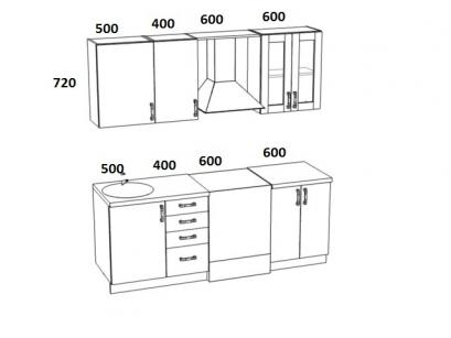 Кухня 6 - 24600