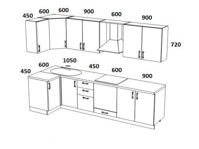 Кухня 2 - 45500